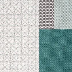Silaï Rugs Green 2 | Formatteppiche / Designerteppiche | GAN