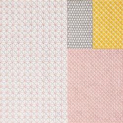 Silaï Rugs Pink 3 | Tappeti / Tappeti d'autore | GAN