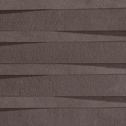 Metropolis | Muretto Avenue 3D Rio Coffee | Wall tiles | Lea Ceramiche
