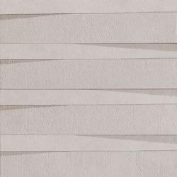 Metropolis | Muretto Avenue 3D Tokyo White | Keramik Fliesen | Lea Ceramiche