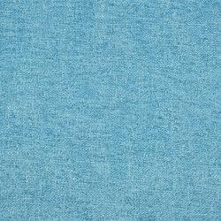 Riveau - Turquoise | Tessuti tende | Designers Guild