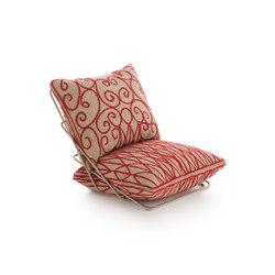 Valentina Chair Crimson 2   Poltrone   GAN