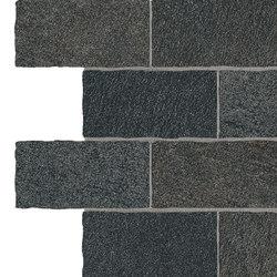 Tecnoquartz | Anticato 7x14 Hard Black | Tiles | Lea Ceramiche