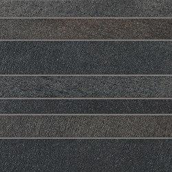 Tecnoquartz I Listone Link Hard Black | Tiles | Lea Ceramiche