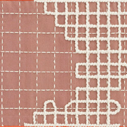 Bandas Single Rug A Pink 10 | Tapis / Tapis design | GAN