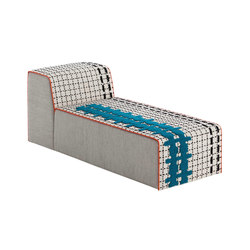Bandas Chaiselongue E White 9 | Chaises longues | GAN