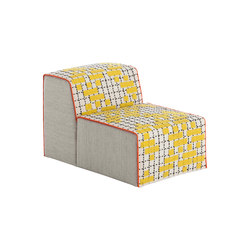 Bandas Chair C Yellow 16 | Sessel | GAN