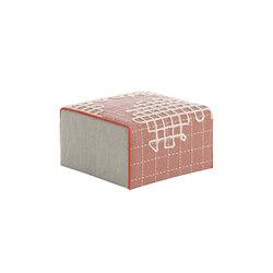 Bandas Small Pouf A Pink 31 | Pufs | GAN
