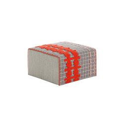 Bandas Small Pouf E Grey 40 | Pufs | GAN
