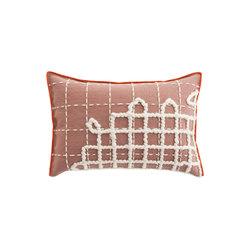 Bandas Cushion A Pink 1 | Cuscini | GAN
