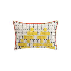Bandas Cushion C Yellow 6 | Kissen | GAN