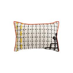 Bandas Cushion D White 8 | Cojines | GAN