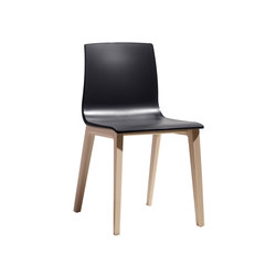 Smilla Tecnopolimero | Visitors chairs / Side chairs | Scab Design