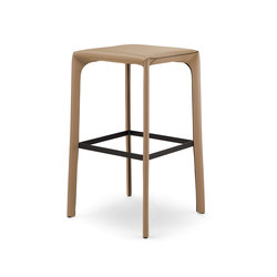 Saddle Chair Barstool | Taburetes de bar | Walter K.