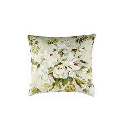 Cushion Floreale - Natural | Coussins | Designers Guild