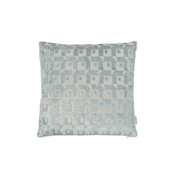 Cushion Pugin - Zinc | Cushions | Designers Guild