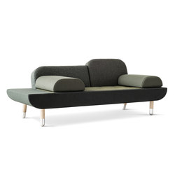 Toward EJ 123 | Lounge sofas | Erik Jørgensen