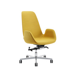 Halia Office Chair | Arbeitsdrehstühle | Koleksiyon Furniture