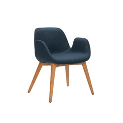 Halia Meeting & Visitor Chair | Besucherstühle | Koleksiyon Furniture