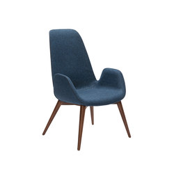 Halia Meeting & Visitor Chair | Visitors chairs / Side chairs | Koleksiyon Furniture