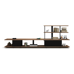 Karnaval Wall System & TV Unit | Shelves | Koleksiyon Furniture