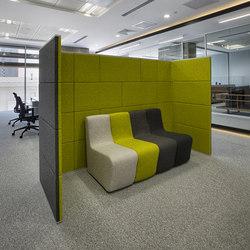 Megaron Partition Panel | Cabinas de oficina | Koleksiyon Furniture