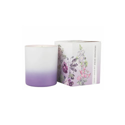 Candles & Diffusers - Lime Blossom Candle | Portacandele | Designers Guild
