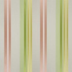 Dauphine Stripe - Leaf | Tejidos para cortinas | Designers Guild