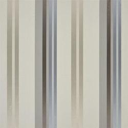 Dauphine Stripe - Platinum | Curtain fabrics | Designers Guild