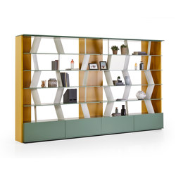 Vis Storage System | Regalsysteme | Koleksiyon Furniture