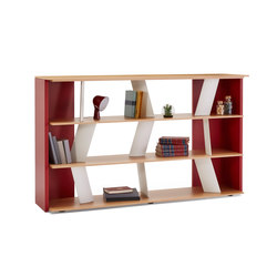 Vis Storage System | Estantería | Koleksiyon Furniture