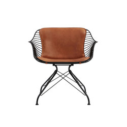 Wire Lounge Chair | Sillones | Overgaard & Dyrman
