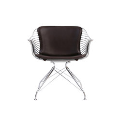 Wire Lounge Chair | Armchairs | Overgaard & Dyrman