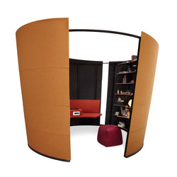 Oblivion Partition Panel | Office Pods | Koleksiyon Furniture