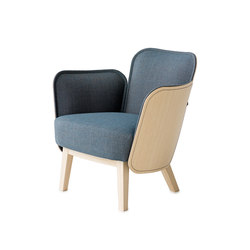 Julius Easy Chair | Loungesessel | Gärsnäs
