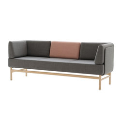 Pop Sofa | Lounge sofas | Gärsnäs