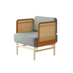 Pop Armchair | Loungesessel | Gärsnäs