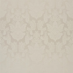Tuileries Damask - Putty | Tessuti tende | Designers Guild