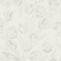Fontainebleau - Graphite | Wallcoverings | Designers Guild