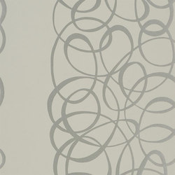 Marquisette - Silver | Wall coverings | Designers Guild