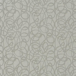 Girandole - Silver | Wall coverings | Designers Guild