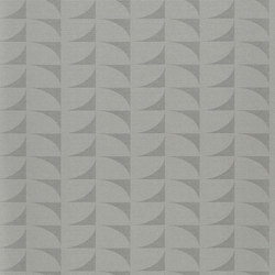 Laroche - Graphite | Wallcoverings | Designers Guild