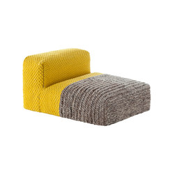 Mangas Space Module Plait Yellow 6 | Armchairs | GAN
