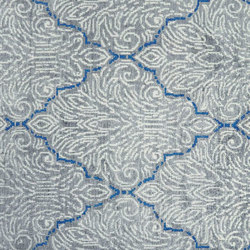 Basilica - Chalk - Rug   Tappeti / Tappeti d'autore   Designers Guild