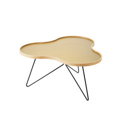 Flower Mono table | Lounge tables | Swedese