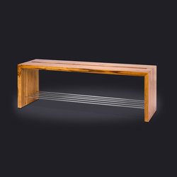 Teak Large Stool | Bath stools / benches | Vallvé