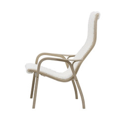 Lamino easy chair | Poltrone | Swedese