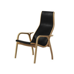 Lamino easy chair | Poltrone lounge | Swedese