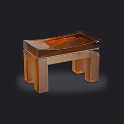 Yes Small Stool | Bath stools / benches | Vallvé