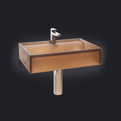 Base Small Wall Mounted Washbasin | Lavabos | Vallvé